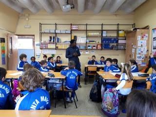 El Colegio Santa María Del Mar Más Cerca Que Nunca De Mozambique